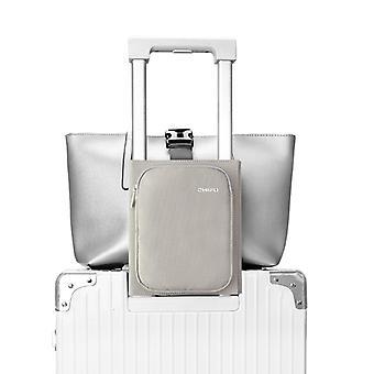 Sac de depozitare de călătorie, curele bagaje fixe de călătorie de fixare curea reglabile