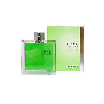 Jacomo Aura for Men Eau de Toilette Spray 40ml