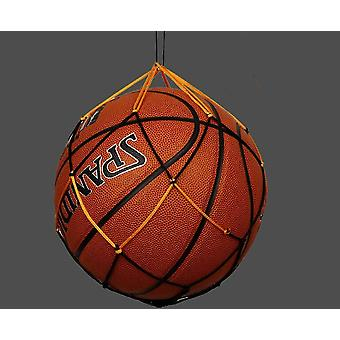 Nylon Net Bag Ball Carry Mesh Volleyball Basketball Football Soccer