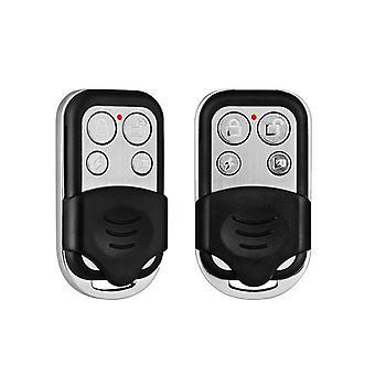 Wireless Remote Controller Metal Keychain