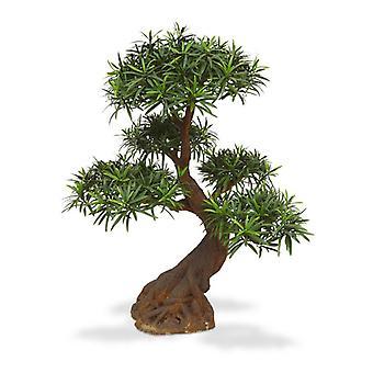 Kunstig Podocarpus Bonsai 90 cm UV