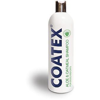 VetPlus Coatex Aloe and Oat Shampoo for Sensitive Skin in Dogs and Cats