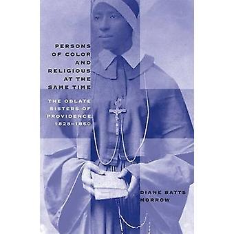 Värilliset ja uskonnolliset henkilöt samanaikaisesti - Oblate Sisters o