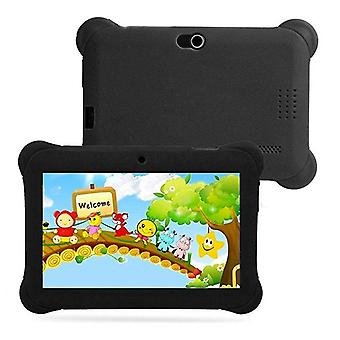 """Kids tablet pc 7"""" for android 4.4 case bundle dual camera 1.2ghz wi-fi support thousands of apps games/skype/msn/facebook"""