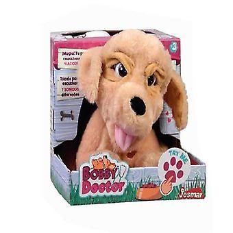 Plush toy dog falca interactive bobby doctor (30 cm)