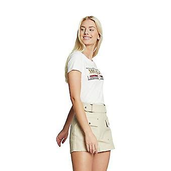 Morgan Tshirt DITALIE T-Shirt, Raw White, S/High Woman