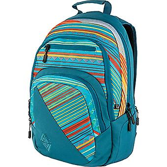 Nitro Snowboards 2018 Casual Backpack, 49 cm, 29 liters, Multicolored (Canyon)