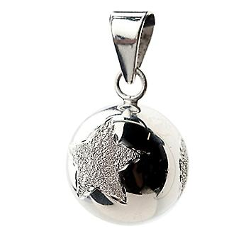 BBSling VK 620 Bola Call Angels Sound Pendant, Silver, 2.2 cm
