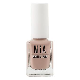 Nagellack Lyx naken Mia Kosmetika Paris Latte (11 ml)