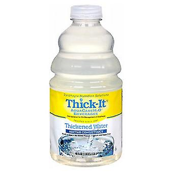 Thick-It Thick-It Aquacare Thickened Water Nectar Consistency, 46 oz