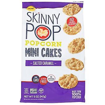 Skinny Pop Rice Cake Mini Sltd Crml, Case of 12 X 5 Oz