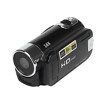 Full Hd 1080p Video Camera Professional Digital Camcorder(Black)