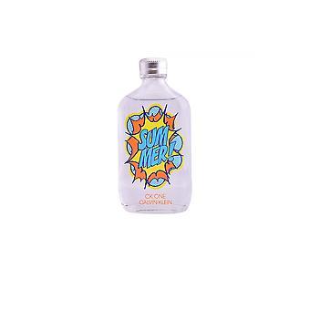 Ck One Zomer 2019 Edt Spray 100 Ml