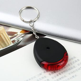 Led Light Torch Kaukoäänisäädin Kadonnut avain Finder Locator Avainnipun avainten näppäimen näppäime