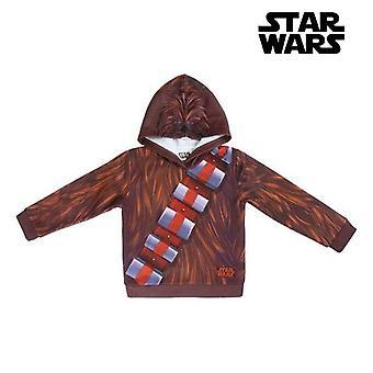 Children's Hoodie Star Wars 73100 Brown