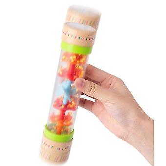 Rain Sound Tube Rainbow Stick Parent-enfant Jouet