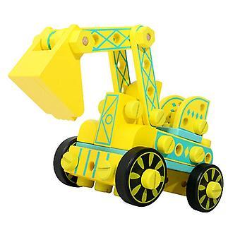 Children's Nut Engineering Vehicle
