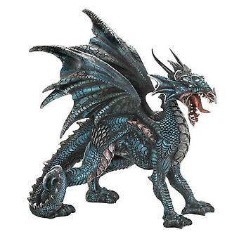 פסל דרקון מכונף עז של הדרקון, חבילה של 1
