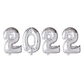 Folieballonger 2022 Nyår Studenten Födelsedag Fest Party Examen