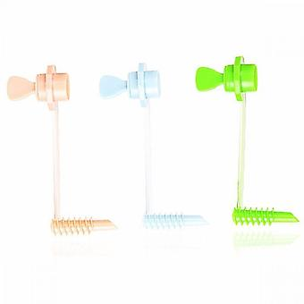 3 Pieces Carrot Potato Cutter Flower Cucumber Spiral Slicer Spiral Knife Barbecue French Fries Salad Machine Kitchen Tool