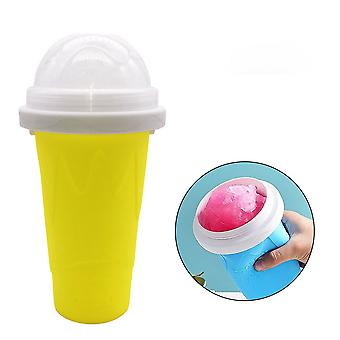 Tiefgefrorene Smoothies Tasse Hausgemachte Milchshake Flasche Slush And Shake Maker Fast Cooling Cup Ice Cream Slushy Maker