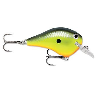 Rapala DT Fat 03 Fishing Lure - Chartreuse Shad