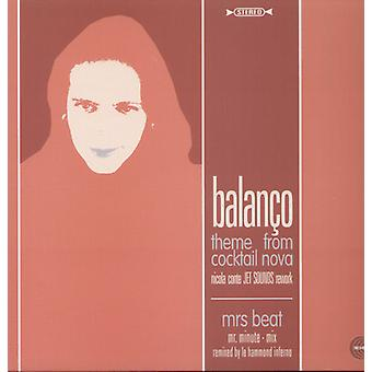 Balanco - Theme From Cocktail Nova/Mrs. Beat [Vinyl] USA import