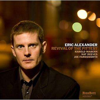 Eric Alexander - Revieal of the Fittest [CD] USA import