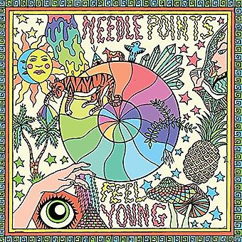 Needle Points - Feel Young [Vinyl] USA import