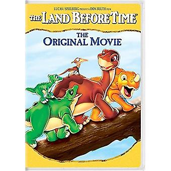 Land Before Time [DVD] USA import