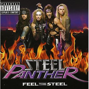 Steel Panther - Feel the Steel [CD] USA import