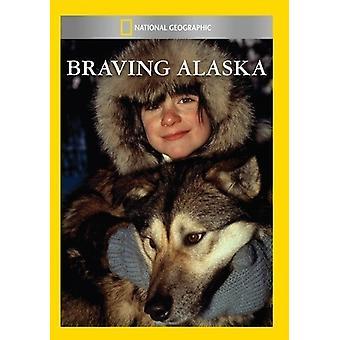 Braving Alaska [DVD] USA import