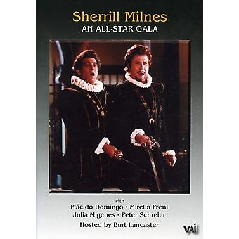 Sherrill Milnes - All Star Gala [DVD] USA import