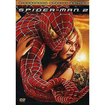 Spider-Man 2 [DVD] USA importeren