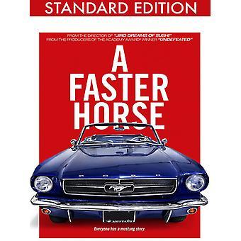 Importación más rápido caballo [DVD] los E.e.u.u.