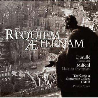 M. Durufle - Requiem Aeternam [CD] USA import