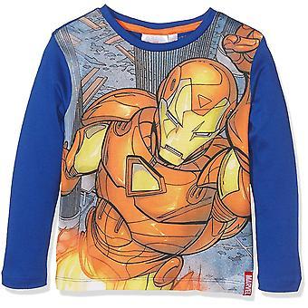 Boys Marvel Avengers Long Sleeve T-Shirt / Top