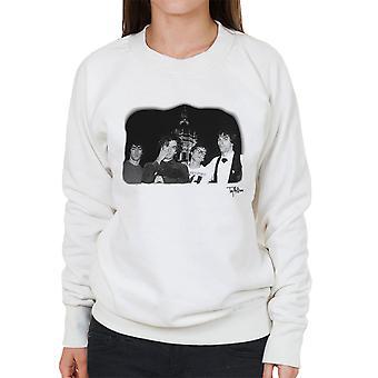 REM Band Foto Damen Sweatshirt