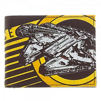 Star Wars Star Wars Millennium Falcon Rebel Alliance Brieftasche