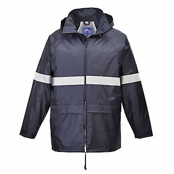 Portwest - Classic Iona Reflective Workwear Rain Jacket