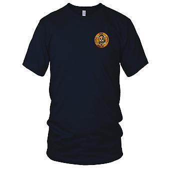 CCN Recon Team RT MISSOURI - US Army MACV-SOG Special Forces - Vietnamkrigen brodert Patch - Mens T-skjorte