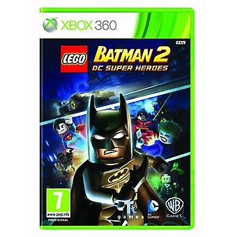 LEGO Batman 2 DC Super Heroes (Xbox 360) - New