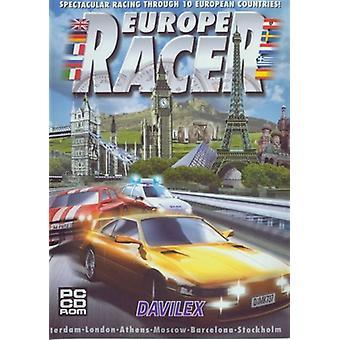 Europa racer-fabriken förseglad