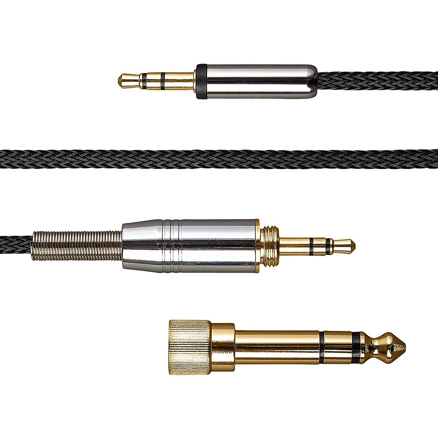 Skullcandy Aviator-Hesh 1.2m Replacement Audio Cable Gold Plated
