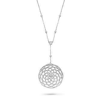 Orphelia Silver 925  Necklace With Pendant Zirconium  ZK-7215