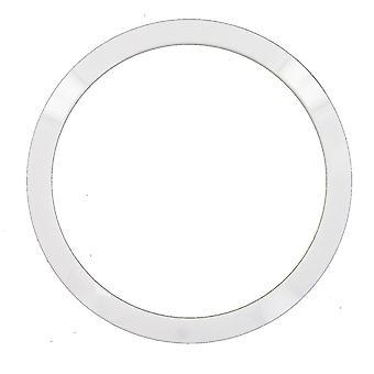 TW STEEL Marc Coblen Edition bezel dia. 42 mm-43A ceramică albă