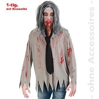 Costume de Halloween barbati costum de groază sângeroase tricoul bărbați costum