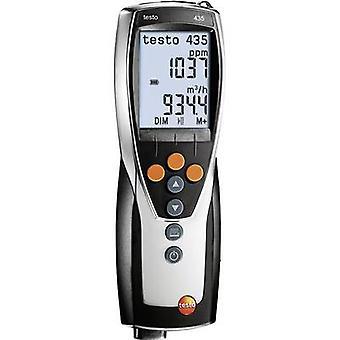 testo 435- 4 Hygrometer 0 RH 100 RH Função de registro de dados