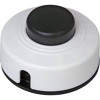 Kopp 191801088 Fuß wechseln + Zugentlastung schwarz, weiß, 1 X Off/On 2 1 PC