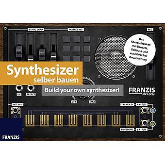 Franzis Verlag 65341 Synthesizer selber bauen Synthesizer assembly kit 14 years and over